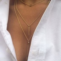 2017 NEW women necklace