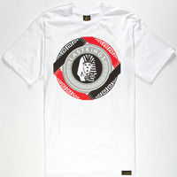 Last Kings Key Phase Mens T-Shirt White  In Sizes
