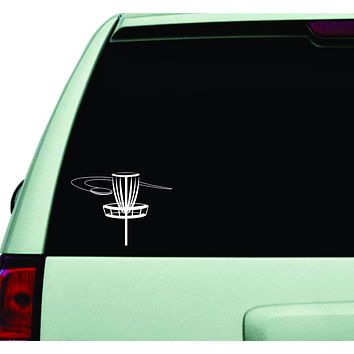 Custom - OfferUp 3 Disc Golf Car Decals