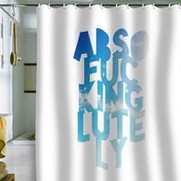 DENY Designs Home Accessories   Leah Flores Absolutely Shower Curtain