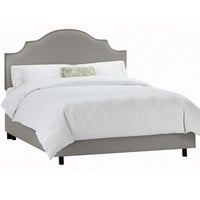 Skyline Furniture Nail Button Panel Bed