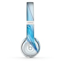 The Blue HD Glass Shard Skin Set for the Beats by Dre Solo 2 Wireless Headphones