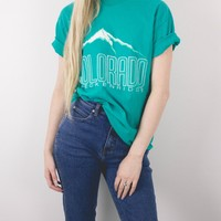 Vintage Colorado Breckenridge T Shirt