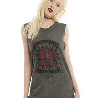Fantastic Beasts And Where To Find Them Suitcase Girls Muscle Top