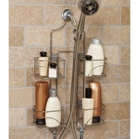 Zenith E7446SS Expandable Shower Caddy for Hand Held Shower | www.hayneedle.com
