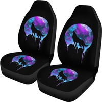 Wolf Car Seat Cover