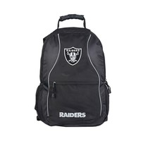 "Oakland Raiders Backpack 19x8x13 ""Phenom"""