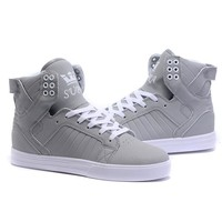 Supra Skytop Woman Men Fashion High-Top Flats Sneakers Sport Shoes