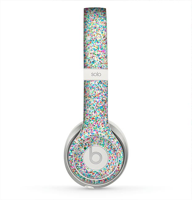 Image of The Colorful Small Sprinkles Skin for the Beats by Dre Solo 2 Headphones