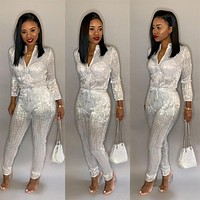 Sparkly Women Rompers With high Quality Lovely Women Jumpsuits and Rompers