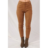 On My Side Pants (Camel)
