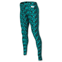 Women's Nike Leg-A-See Repeat Leggings