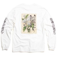 Heaven's Gate Longsleeve T-Shirt Off White