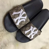 Gucci thickening Fashion Slippers