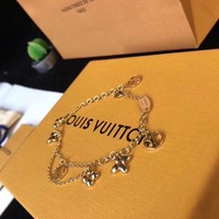 Louis Vuitton Lv Flower Full Bracelet | M68127 - Best Deal Online