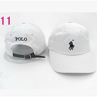 Polo: port Paul male female baseball hat wind peaked cap
