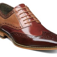 Tinsley Wingtip Oxford by Stacy Adams