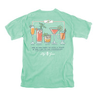 Cheers to the Night - Adult T-Shirt
