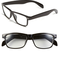 KW 'Vanquish' Clear Glasses   Nordstrom