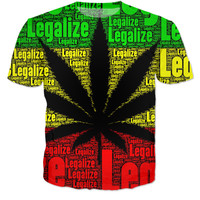 Legalize weed now