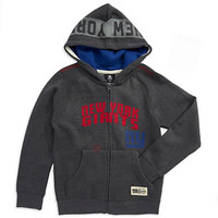 Reebok Boys 8-20 New York Giants Zip Up Hoodie