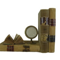 Brown Home Decor for Book Lovers