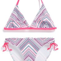 Girl's Tucker + Tate Two Piece Swimsuit