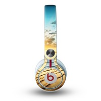 The Sunny Day Desert Skin for the Beats by Dre Mixr Headphones