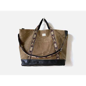 No. 540 Small Batch East West Tote
