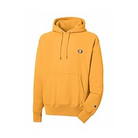 Champion's Men's Life Reverse Weave Gold Hoodie