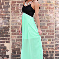 Drifting Moonlight Maxi