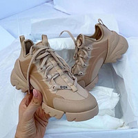 Christian Dior D-CONNECT SNEAKER Shoes Brown