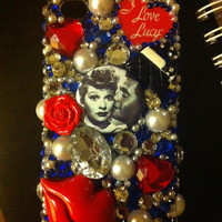 I love Lucy iPhone 4 case