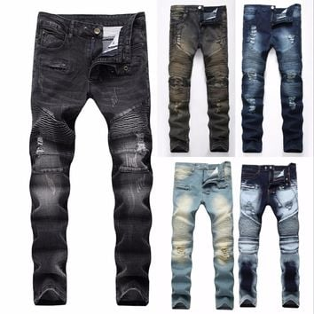 Hip Hop Retro Jeans