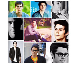Dylan O'Brien Collage