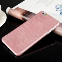 Hot popular Cute Phone Cases For iphone6 Plus Sparkling Candy Color back Cover For Apple iphone 6 Plus Shinning Case 5.5''
