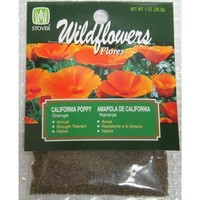 Stover California Poppy Seed-79010-6 - The Home Depot