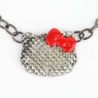Onch x Hello Kitty Necklace: Spiky