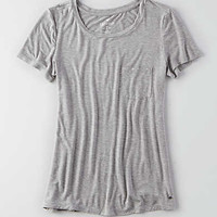 AEO SOFT & SEXY POCKET T-SHIRT