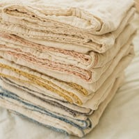 lace heirloom blanket / collection no. 2