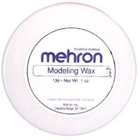 costume accessory: modeling wax