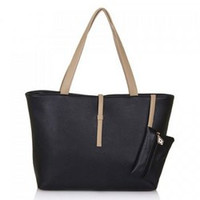 Casual Color Matching and Small Wallet Design Women's Shoulder Bag