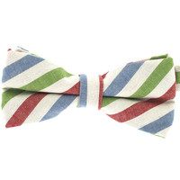 Tok Tok Designs Pre-Tied Bow Tie for Men & Teenagers (B385, 100% Cotton)