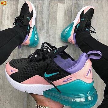 NIKE AIR MAX 270 Tide brand wild breathable casual shoes #2