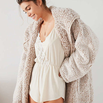 Out From Under Shaila Blanket Robe | Urban Outfitters