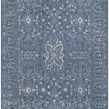 Safavieh Glamour GLM516D Grey / Blue