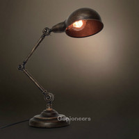 Vintage Industrial light the Medieval Retro Table Lamp
