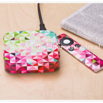 Apple decal apple TV skin decal stickers protector cover skins Accessories decal skin cover stickers