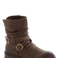 Effortlessly Earthy Boot | Mod Retro Vintage Boots | ModCloth.com