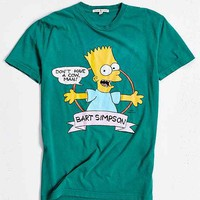 Junk Food Bart Simpson Cow Tee